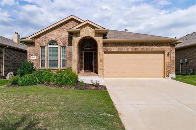 Denton Single Family Home For Sale: 4612 Gunnison Drive