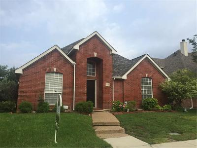 Lewisville TX Single Family Home For Sale: $248,000