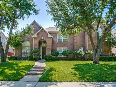 Plano TX Single Family Home For Sale: $649,995