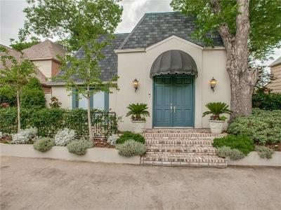Dallas Single Family Home For Sale: 5211 Milam Street