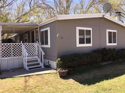Palo Pinto County Single Family Home For Sale: #33 Fox Hollow #33