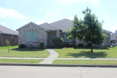Wylie Single Family Home For Sale: 2802 Lake Terrace Drive