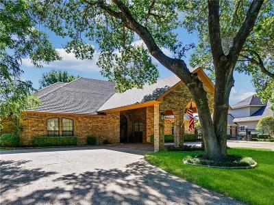 Fort Worth Single Family Home For Sale: 6708 Blue Meadow Drive