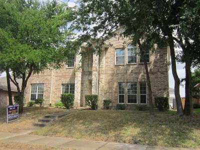 Lancaster Single Family Home For Sale: 2159 Fair Weather Drive