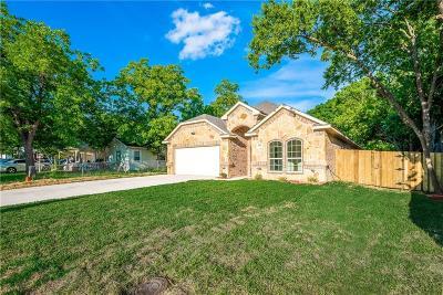 Grand Prairie Single Family Home For Sale: 433 Arrowhead Trace