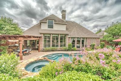 Flower Mound Single Family Home For Sale: 4808 Fairbank Lane