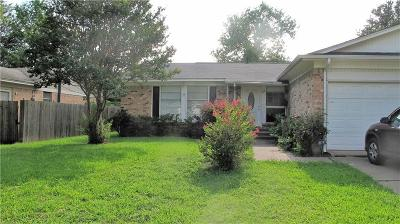 Richardson  Residential Lease For Lease: 1807 Nantucket Drive