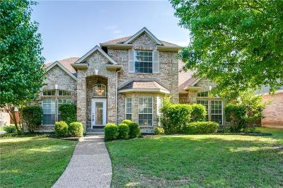 Plano Single Family Home For Sale: 4417 Staten Island Drive