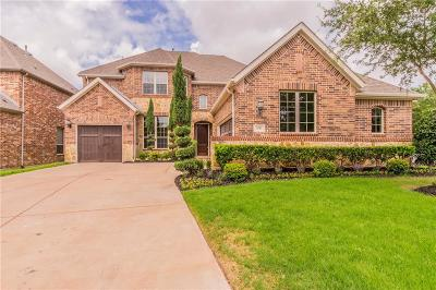 Fort Worth Single Family Home Active Option Contract: 9737 Ben Hogan Lane