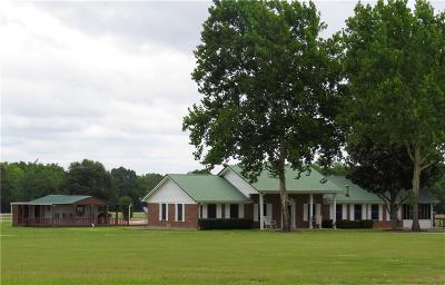 Mexia Single Family Home For Sale: 383 Private Road 979