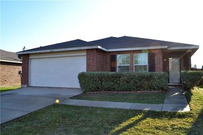 Single Family Home For Sale: 16637 Windthorst Way
