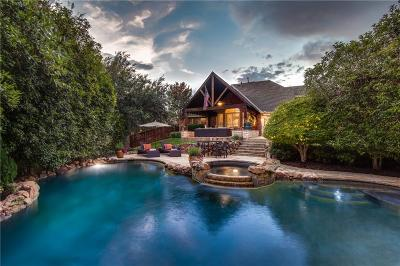 McKinney Single Family Home For Sale: 1729 Watersedge Drive