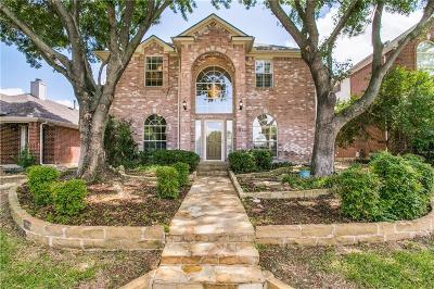 Allen TX Single Family Home For Sale: $300,000