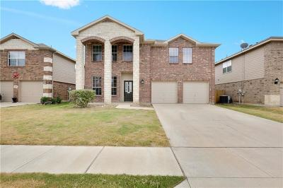 Fort Worth TX Single Family Home For Sale: $259,000