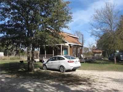 Navarro County Single Family Home For Sale: 1584 Fm 1578