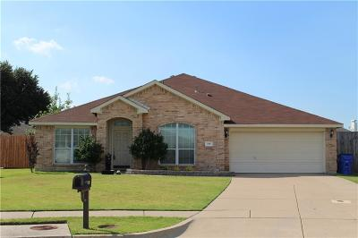Forney Single Family Home For Sale: 208 Colgate