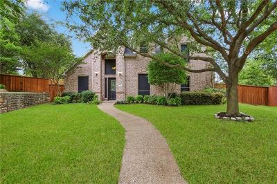Richardson Single Family Home For Sale: 2713 Edgeview Court