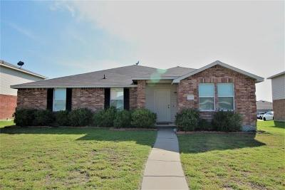 Royse City Single Family Home For Sale: 1220 Cyprus Drive