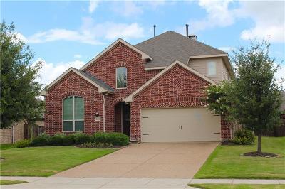 Prosper Single Family Home For Sale: 960 Tumbleweed Drive