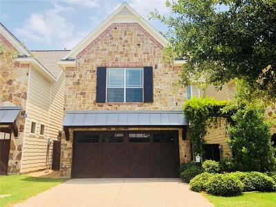 Coppell Single Family Home For Sale: 550 Mobley Way Court