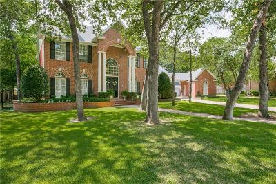 Colleyville Single Family Home For Sale: 5704 Grand Oaks Court