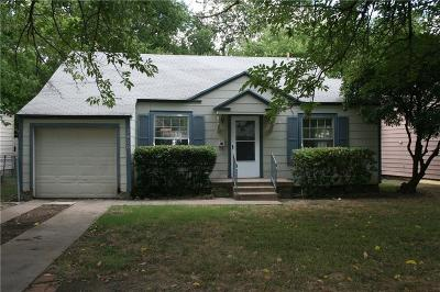 River Oaks Single Family Home For Sale: 1420 Lawrence Road
