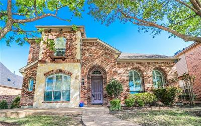 Allen Single Family Home For Sale: 1216 Amy Drive