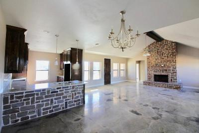 Weatherford Single Family Home For Sale: 596 Old Agnes Road
