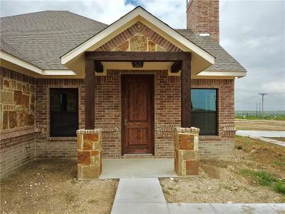 Weatherford Single Family Home For Sale: 461 Pearson Ranch Road