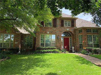 Plano Single Family Home For Sale: 8008 Lynchburg