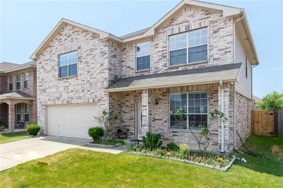 Fort Worth Single Family Home For Sale: 2100 Valley Forge Trail