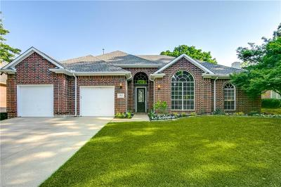 Flower Mound Single Family Home For Sale: 2712 Thistlewood Court