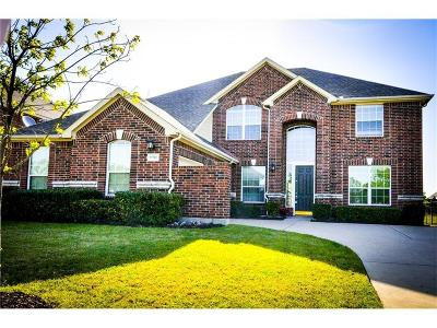 Rowlett Single Family Home For Sale: 10210 Waterview Parkway