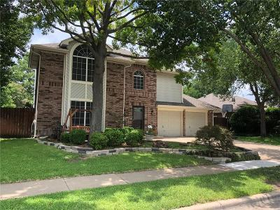 Watauga Single Family Home For Sale: 7025 Thomas Place