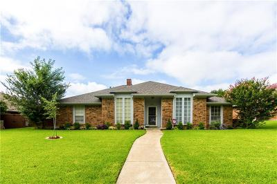Plano Single Family Home For Sale: 2912 Shalimar Drive