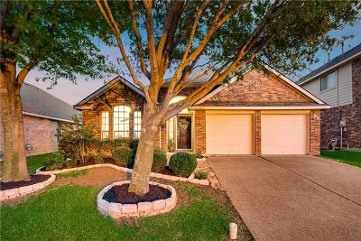 Grand Prairie Single Family Home For Sale: 2557 Pinnacle Point Drive