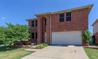 Denton Single Family Home For Sale: 3600 Lipizzan Drive