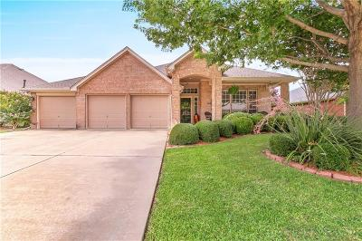 Mansfield TX Single Family Home For Sale: $282,500