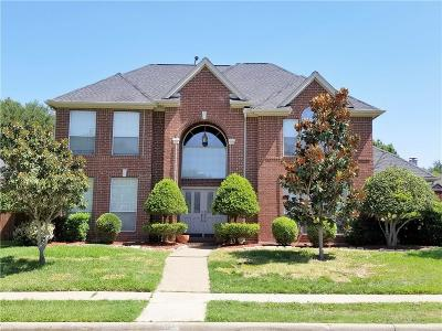 Coppell Single Family Home For Sale: 134 Wynnpage Drive