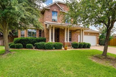 Mansfield TX Single Family Home For Sale: $325,000