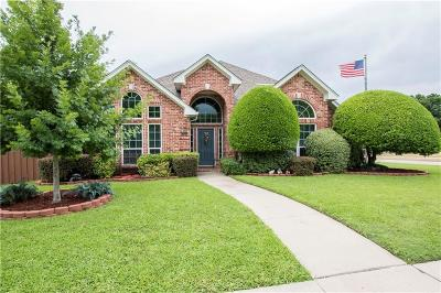 Plano Single Family Home For Sale: 3101 Crickett Drive