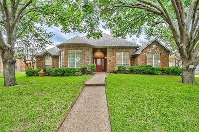 Plano Single Family Home For Sale: 2501 Trophy Drive