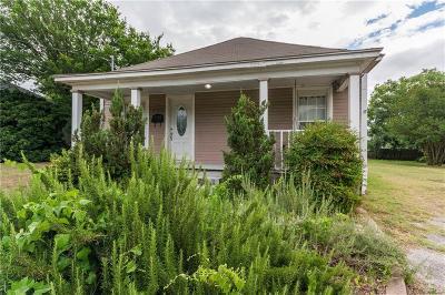 Single Family Home For Sale: 227 S Harrison Avenue