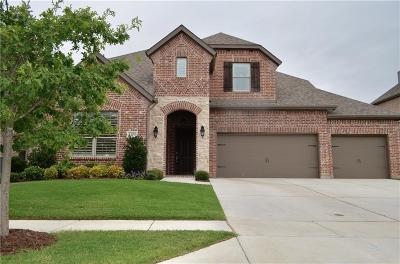 Single Family Home For Sale: 1309 Grassland Drive