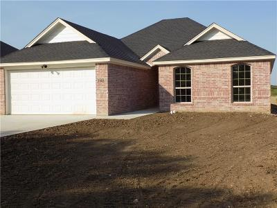 Cleburne Single Family Home For Sale: 398 Blakney