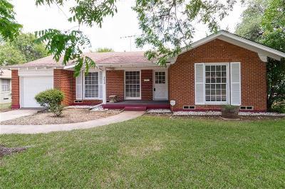 Dallas Single Family Home For Sale: 2628 S Vernon Avenue