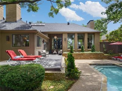 Dallas Single Family Home For Sale: 16007 Ranchita Drive