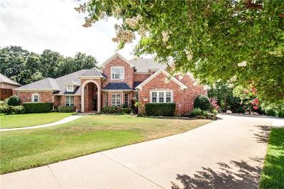 Flower Mound Single Family Home For Sale: 1713 Woodmont Drive
