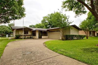 Richardson  Residential Lease For Lease: 821 Melrose Drive