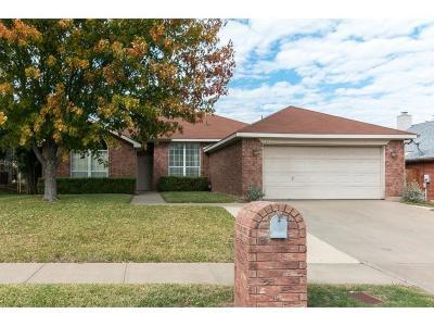 Fort Worth Single Family Home For Sale: 8012 Ashridge Road
